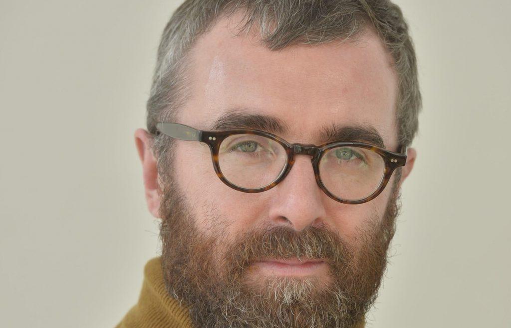 Photograph of Peter Geoghegan