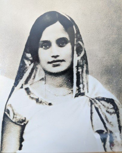 Kamala Kanjilal, photo credit: Mo Kanjilal