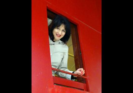 Photo of Kim Shamash