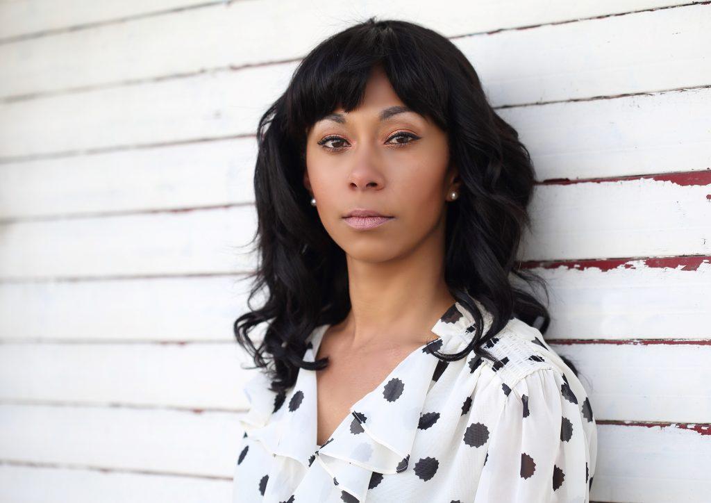 Photo of the author, Stephanie Prior