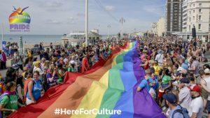 Brighton Pride August 2019