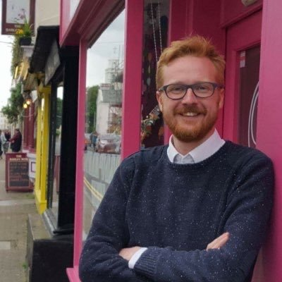 Photo of Brighton Kemptown's Labour MP Lloyd Russell-Moyle