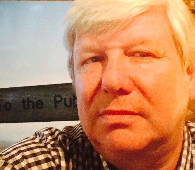Picture of businessman Paul Mellor