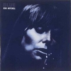 """Joni Mitchell's album """"Blue"""" was released 50 years ago in 1971"""