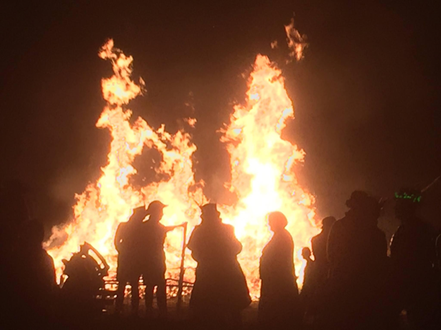 Lewes Bonfire Night 2019